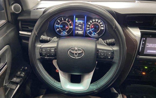 Bán xe Toyota Fortuner màu đen, máy dầu, siêu đẹp, trả góp chỉ 346 triệu7