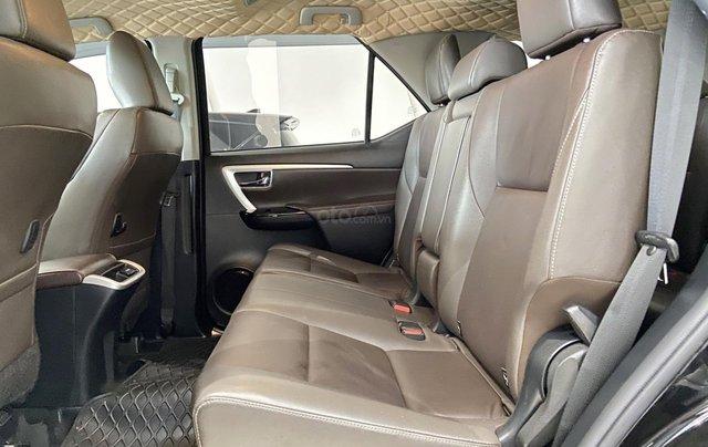 Bán xe Toyota Fortuner màu đen, máy dầu, siêu đẹp, trả góp chỉ 346 triệu10