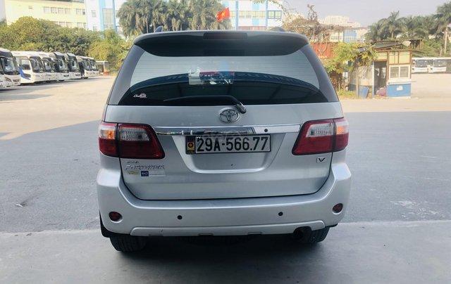 Toyota Fortuner V 2.7 4x4 2 cầu model 2012 màu bạc8
