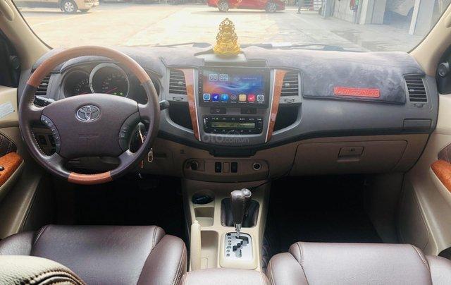 Toyota Fortuner V 2.7 4x4 2 cầu model 2012 màu bạc10