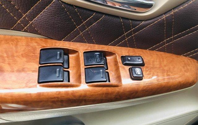 Toyota Fortuner V 2.7 4x4 2 cầu model 2012 màu bạc14