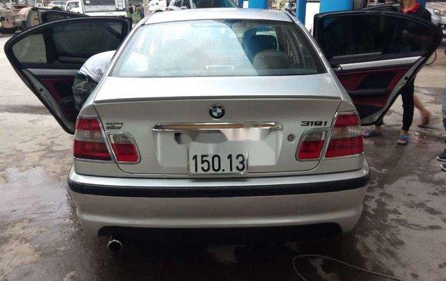 Bán ô tô BMW 3 Series sản xuất 2004 chính chủ, giá chỉ 160 triệu8