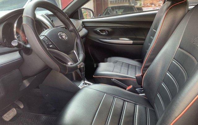 Cần bán Toyota Yaris sản xuất năm 2015, giá tốt, xe còn mới4