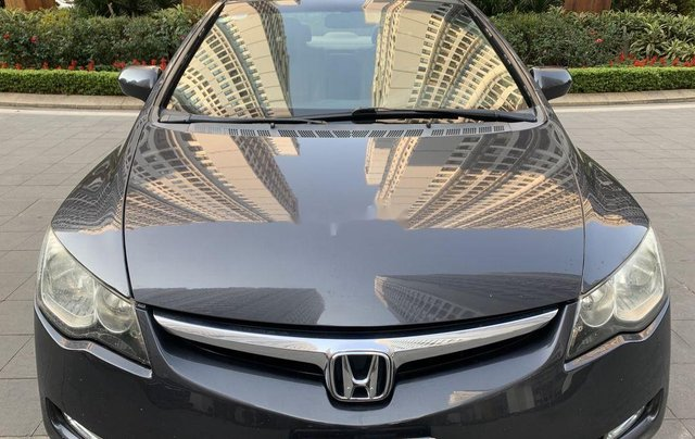 Cần bán Honda Civic 1.8 AT sản xuất 2008, giá tốt0