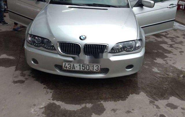 Bán ô tô BMW 3 Series sản xuất 2004 chính chủ, giá chỉ 160 triệu0