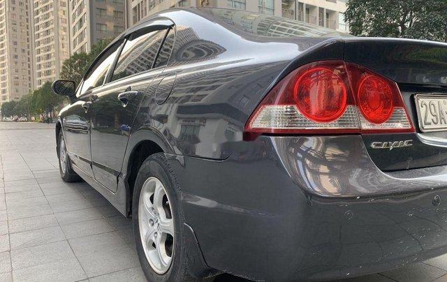Cần bán Honda Civic 1.8 AT sản xuất 2008, giá tốt6