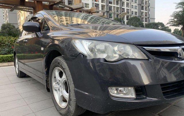 Cần bán Honda Civic 1.8 AT sản xuất 2008, giá tốt1