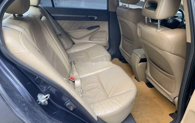Cần bán Honda Civic 1.8 AT sản xuất 2008, giá tốt11