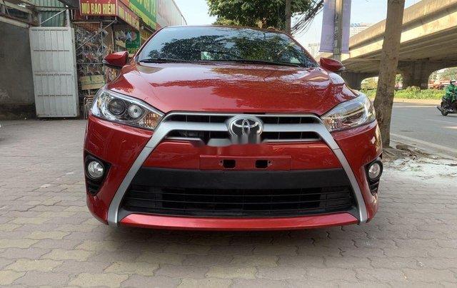 Cần bán Toyota Yaris sản xuất năm 2015, giá tốt, xe còn mới0