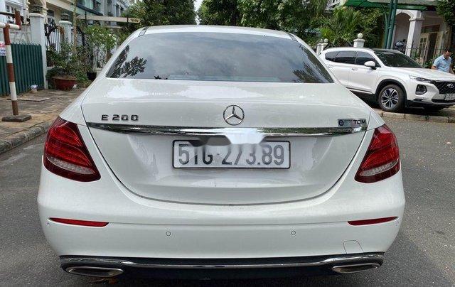 Bán ô tô Mercedes E200 năm sản xuất 2017, xe giá thấp, động cơ ổn định 5