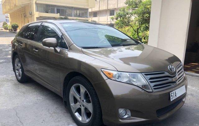 Cần bán lại xe Toyota Venza sản xuất 2009, nhập khẩu nguyên chiếc, 620tr0