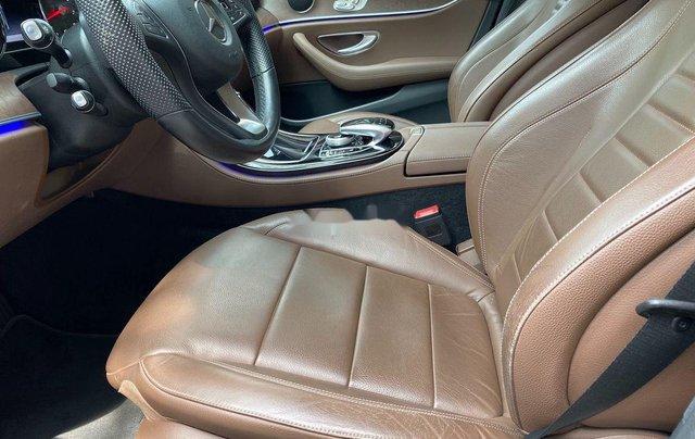 Bán ô tô Mercedes E200 năm sản xuất 2017, xe giá thấp, động cơ ổn định 1