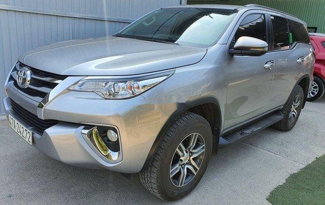 Bán xe Toyota Fortuner năm 2018, xe chính chủ giá ưu đãi0