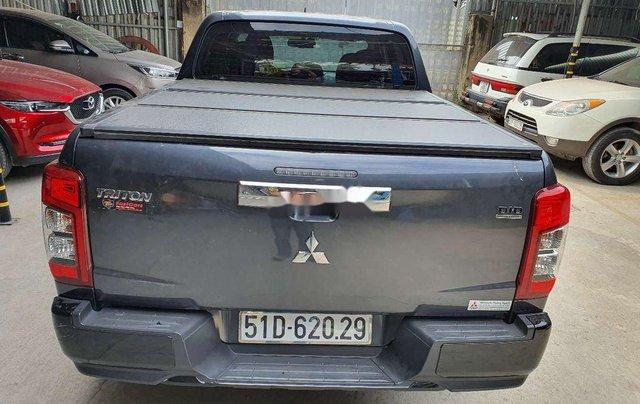 Cần bán Mitsubishi Triton đời 2019, màu xám, nhập khẩu3