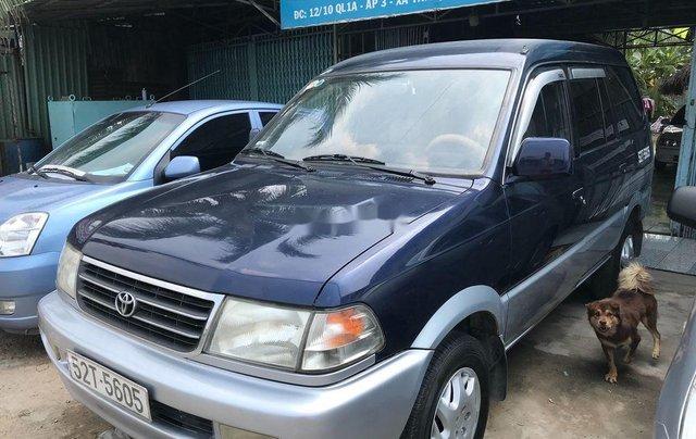 Cần bán xe Toyota Zace sản xuất năm 20021