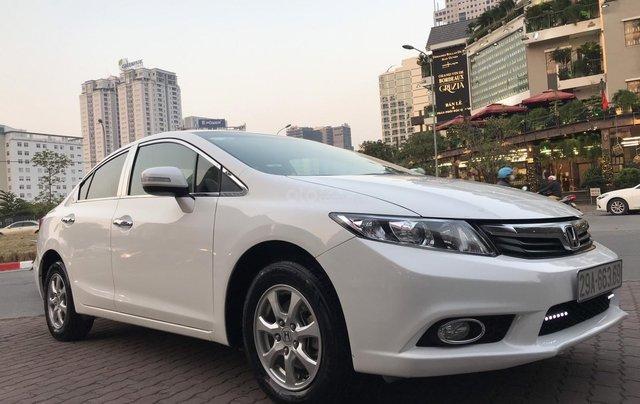 Cần bán xe Honda Civic 1.8 AT 2012, năm sản xuất 2012 giá cạnh tranh2