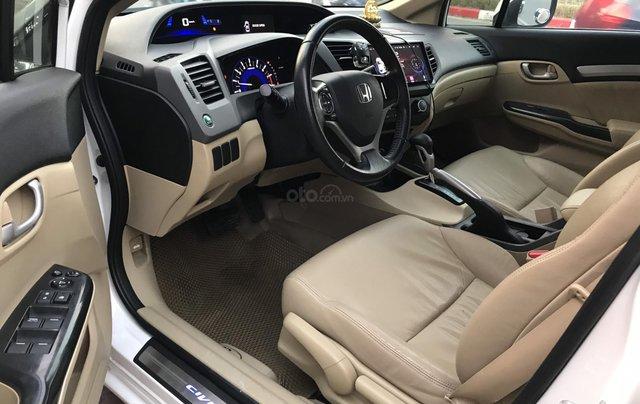 Cần bán xe Honda Civic 1.8 AT 2012, năm sản xuất 2012 giá cạnh tranh7