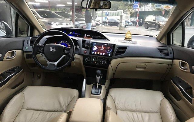 Cần bán xe Honda Civic 1.8 AT 2012, năm sản xuất 2012 giá cạnh tranh9