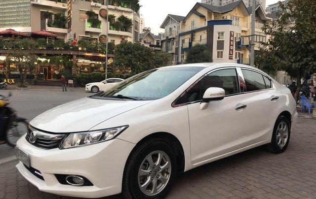 Cần bán xe Honda Civic 1.8 AT 2012, năm sản xuất 2012 giá cạnh tranh3
