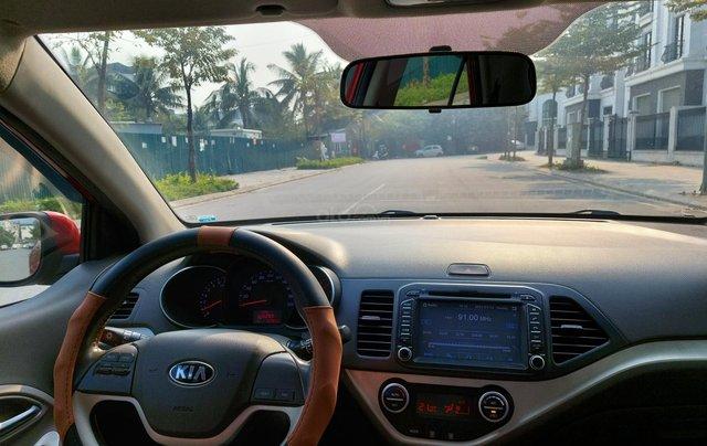 Cần bán Kia Morning Si 1.25 AT năm 2015, giá cạnh tranh5