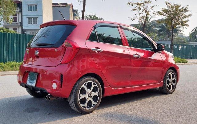 Cần bán Kia Morning Si 1.25 AT năm 2015, giá cạnh tranh8