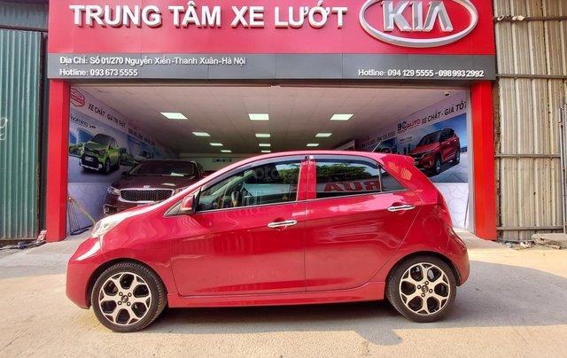 Cần bán Kia Morning Si 1.25 AT năm 2015, giá cạnh tranh1