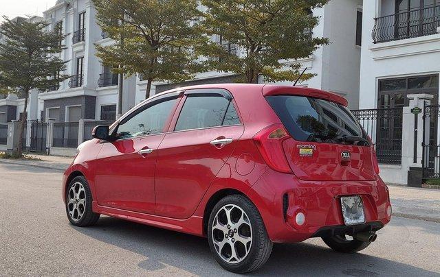 Cần bán Kia Morning Si 1.25 AT năm 2015, giá cạnh tranh9