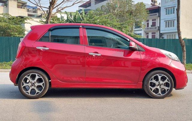 Cần bán Kia Morning Si 1.25 AT năm 2015, giá cạnh tranh11
