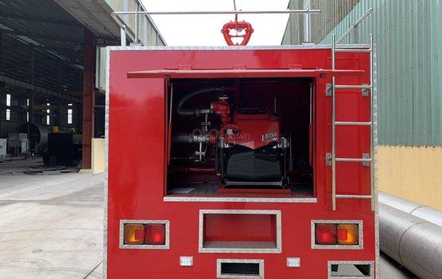 Bán xe chữa cháy, cứu hỏa 5 khối Hino Fc1