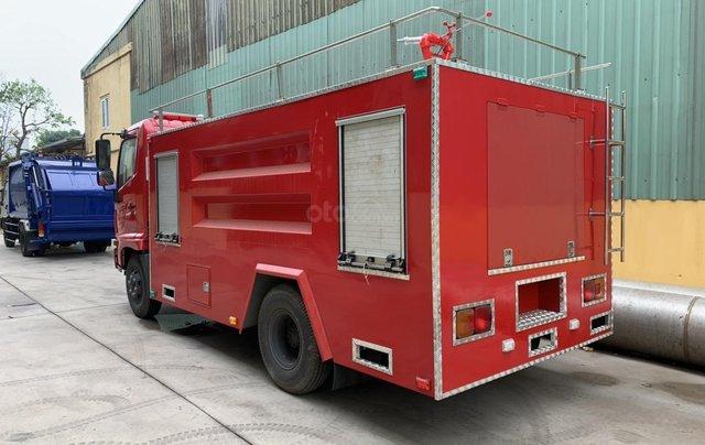 Bán xe chữa cháy, cứu hỏa 5 khối Hino Fc2