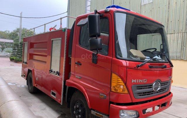 Bán xe chữa cháy, cứu hỏa 5 khối Hino Fc0