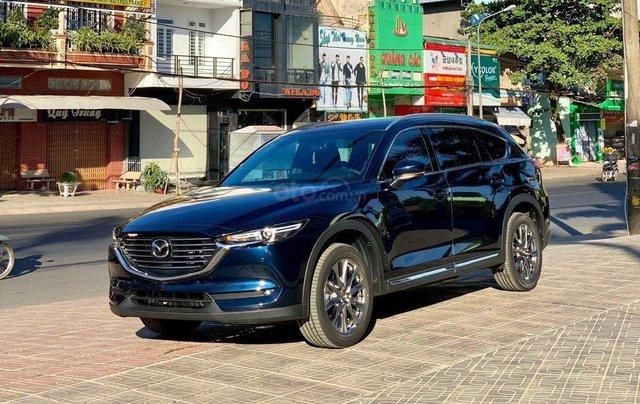 Mazda CX-8 2021 300tr nhận xe nhiều quà tặng vivu đón tết3