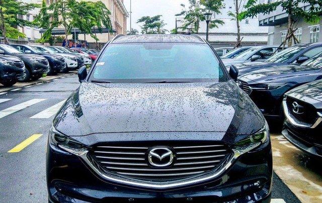 Mazda CX-8 2021 300tr nhận xe nhiều quà tặng vivu đón tết9