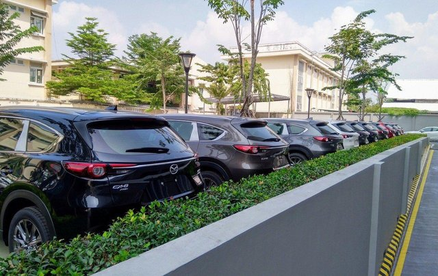 Mazda CX-8 2021 300tr nhận xe nhiều quà tặng vivu đón tết4