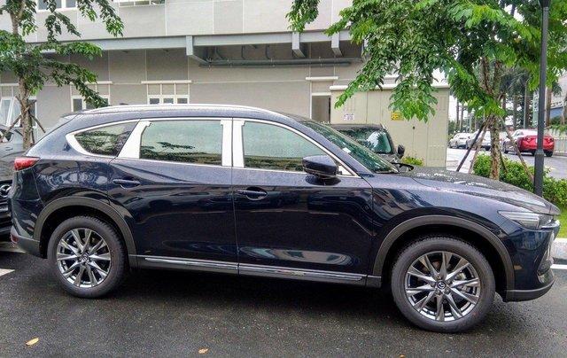 Mazda CX-8 2021 300tr nhận xe nhiều quà tặng vivu đón tết5