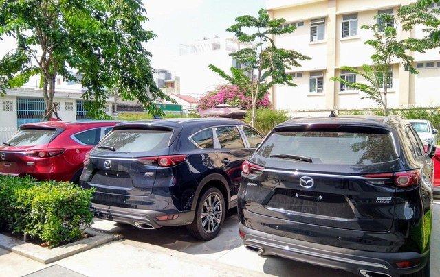 Mazda CX-8 2021 300tr nhận xe nhiều quà tặng vivu đón tết6