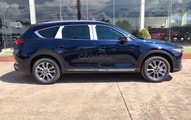 Mazda CX-8 2021 300tr nhận xe nhiều quà tặng vivu đón tết7
