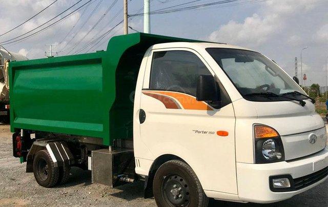 Bán xe thu gom rác ngõ xóm 2 khối Hyundai0