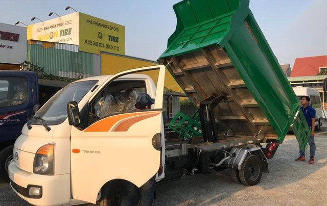 Bán xe thu gom rác ngõ xóm 2 khối Hyundai2