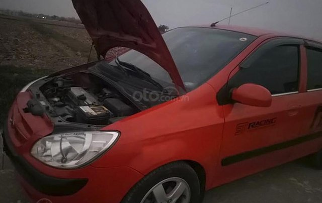 Cần bán Hyundai Getz năm 2009, màu đỏ, nhập khẩu nguyên chiếc0