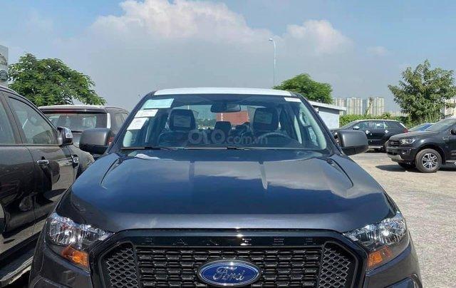 Ford Ranger XLS AT, MT 2021 ưu đãi tiền mặt + phụ kiện lên đến 20tr0