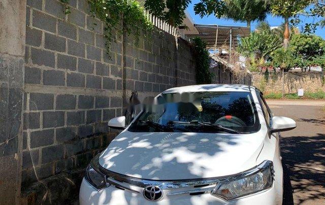 Bán Toyota Vios sản xuất năm 2015, nhập khẩu, giá tốt0