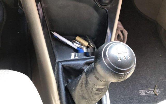 Bán Toyota Vios năm 2017, xe chính chủ giá ưu đãi8