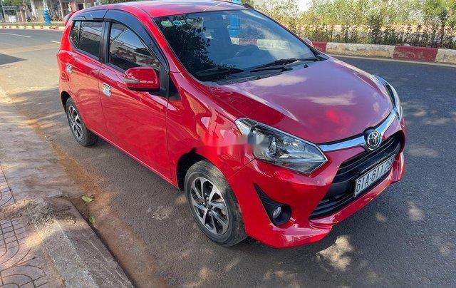 Bán xe Toyota Wigo năm sản xuất 2019, nhập khẩu còn mới1