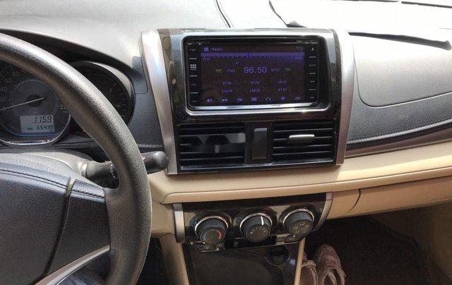 Bán Toyota Vios năm 2017, xe chính chủ giá ưu đãi4