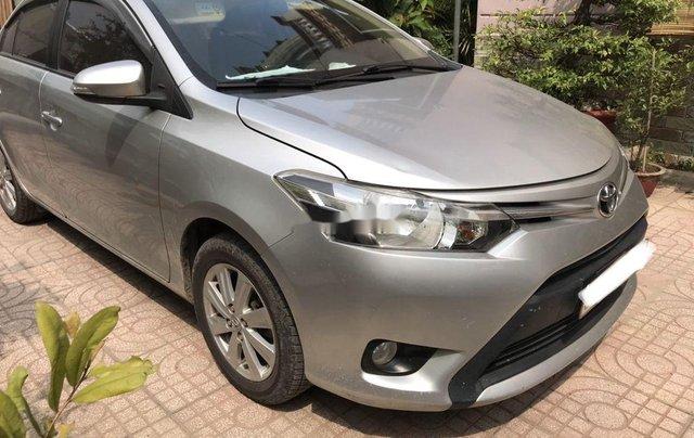 Bán Toyota Vios năm 2017, xe chính chủ giá ưu đãi2
