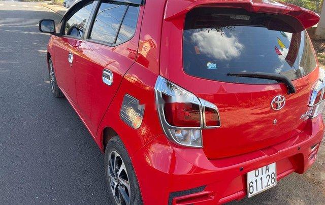 Bán xe Toyota Wigo năm sản xuất 2019, nhập khẩu còn mới5