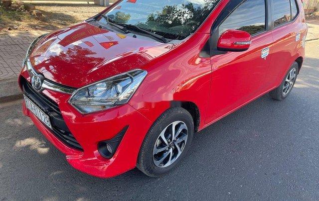 Bán xe Toyota Wigo năm sản xuất 2019, nhập khẩu còn mới2