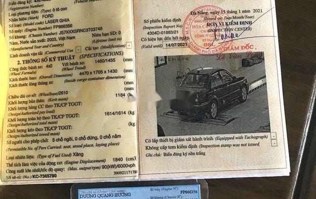 Cần bán Ford Laser năm sản xuất 2003 còn mới10