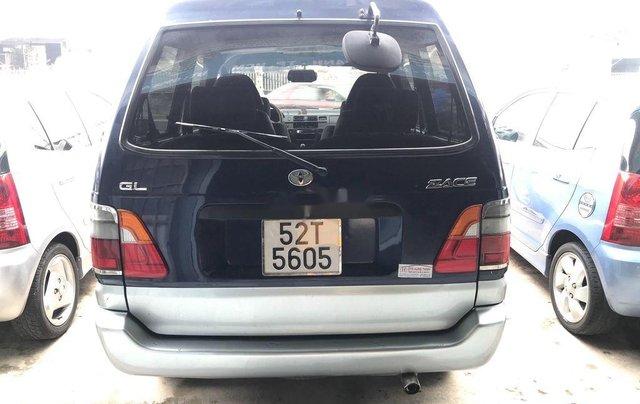 Cần bán xe Toyota Zace sản xuất năm 20027